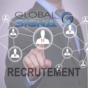 Global SIGNA recrutement poste à pourvoir